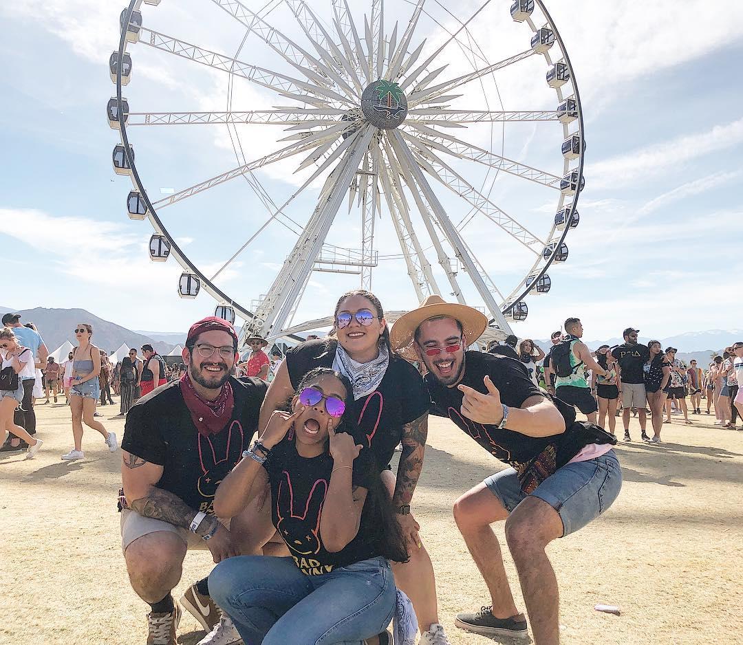 Coachella Music Festival 2019 (30 фото)