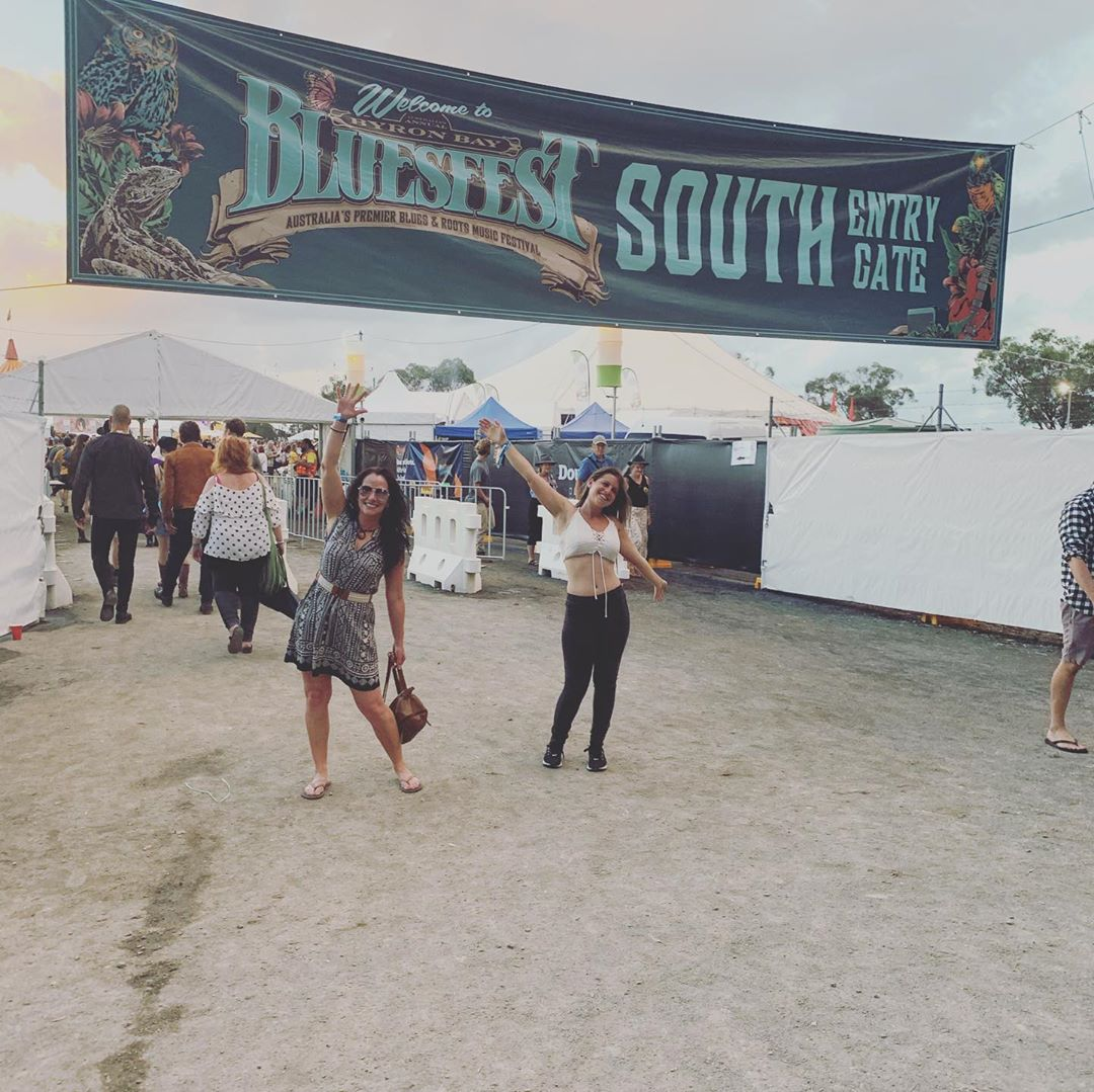 Byron Bay Blues Fest в Южном Уэльсе (30 фото)
