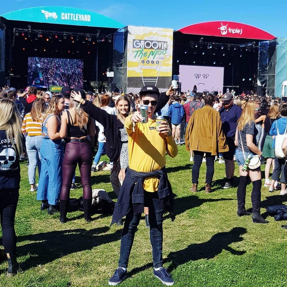 Музыкальный фестиваль Groovin Moo в Австралии (45 фото)