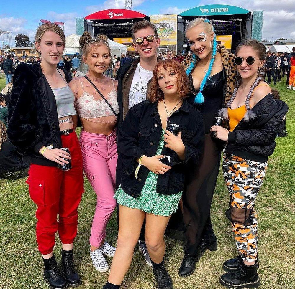 Groovin The Moo festival в Австралии (30 фото)
