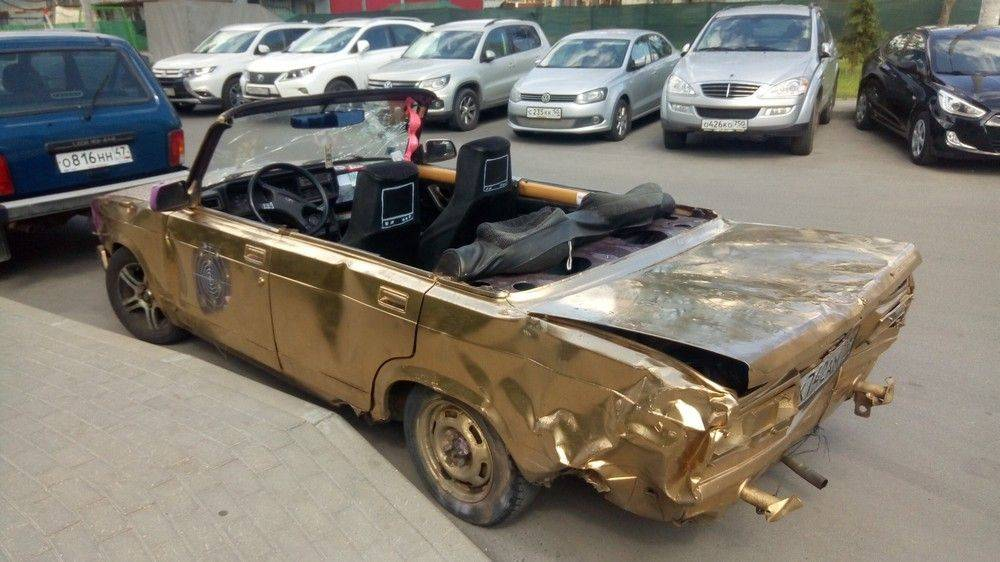 Подборка автомобильных приколов и юмора - 4 (40 фото)