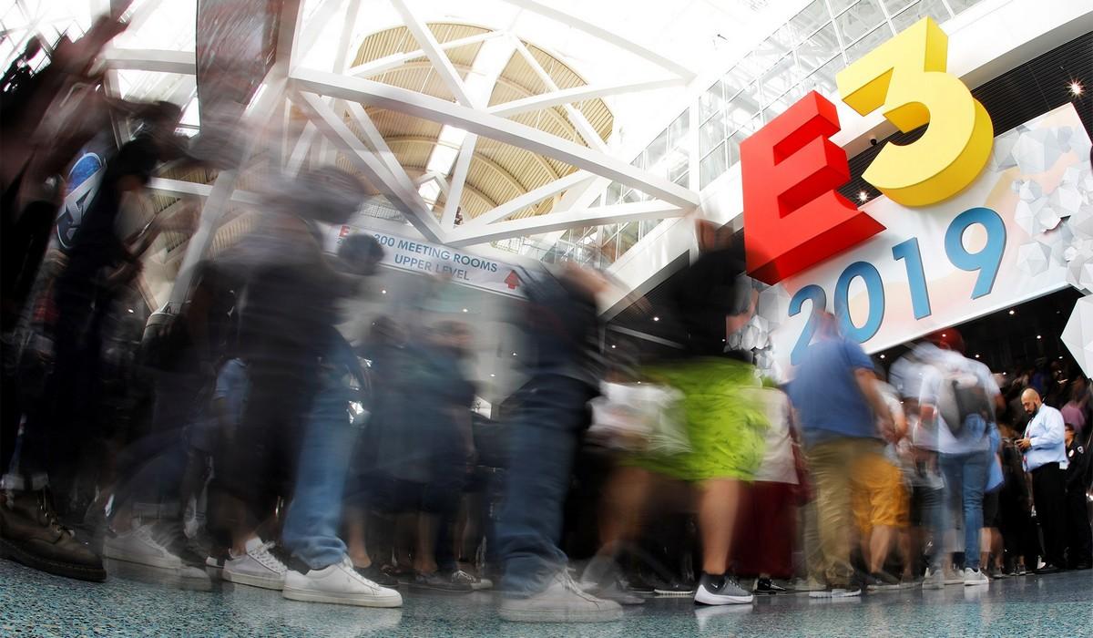 Выставка Электронных Развлечений в Лос-Анджелесе (36 фото)