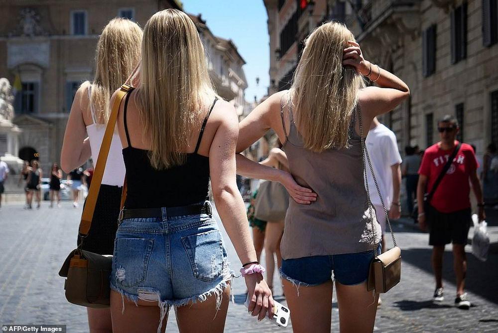 Ад приближается: в Европу идет аномальная жара, которая может убить тысячи человек
