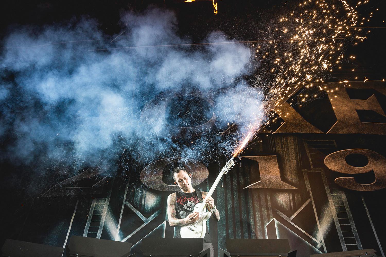 Крупнейший в мире фестиваль тяжёлой музыки прошел в Германии (фото + видео)