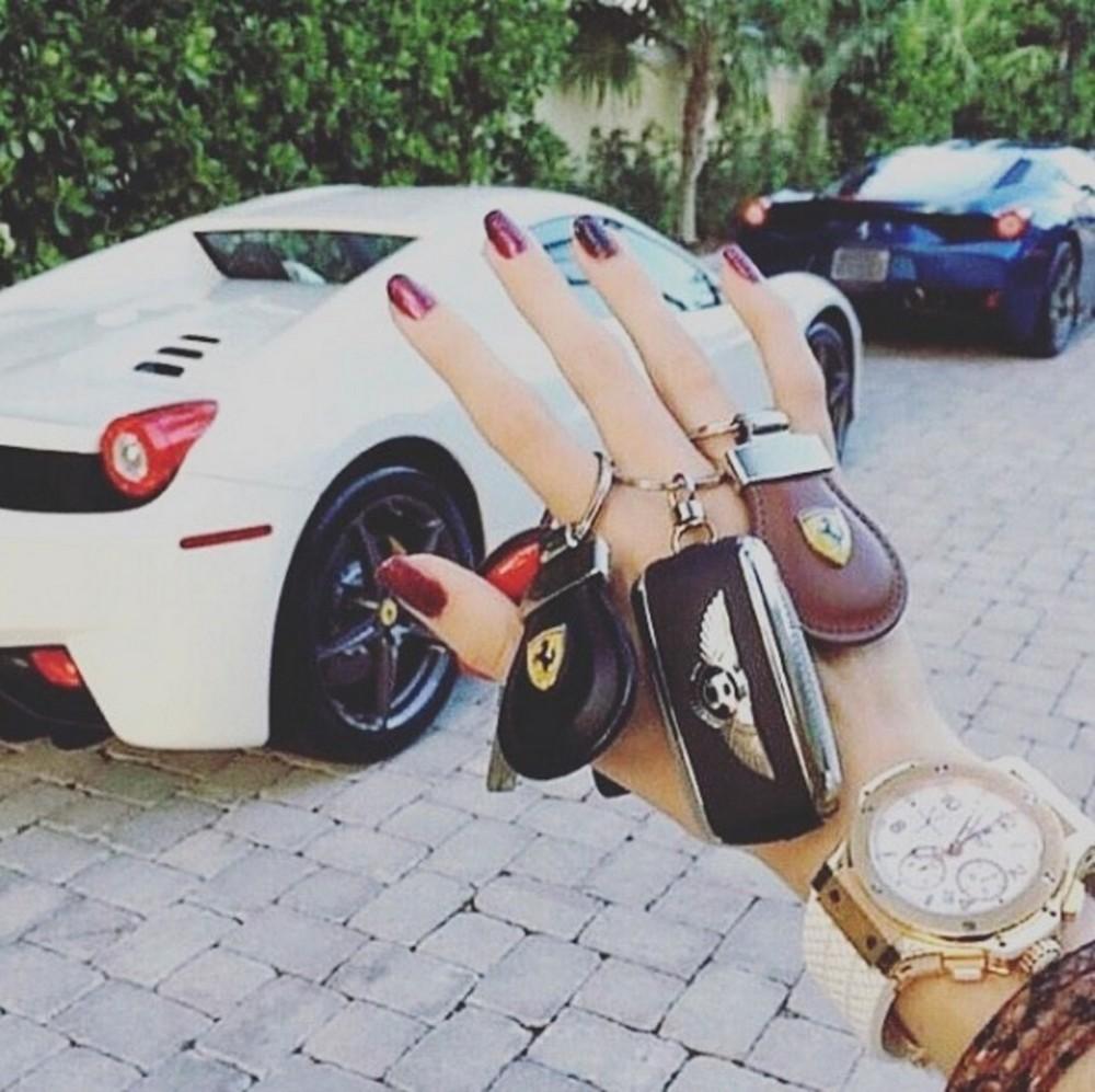 Богатые детишки сорят деньгами (30 фото)