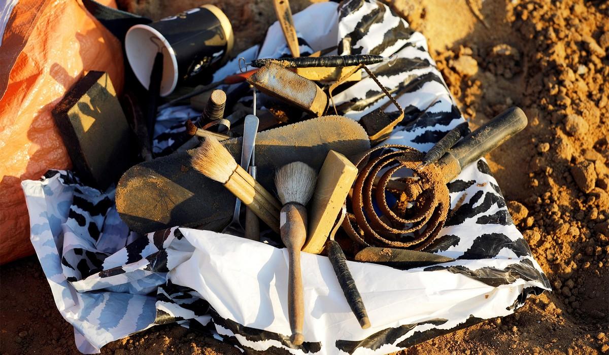 Международный фестиваль песчаных скульптур в Израиле (30 фото)