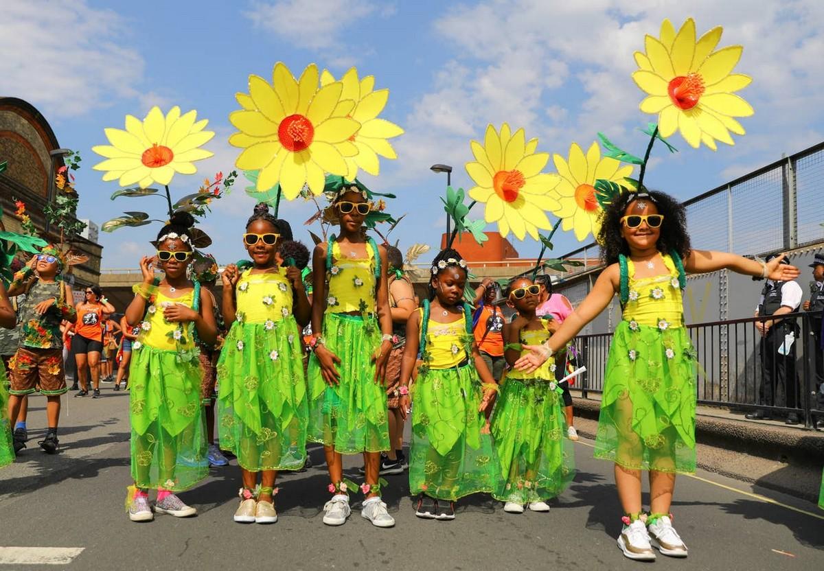 Ноттинг-Хиллский карнавал 2019 (30 фото)