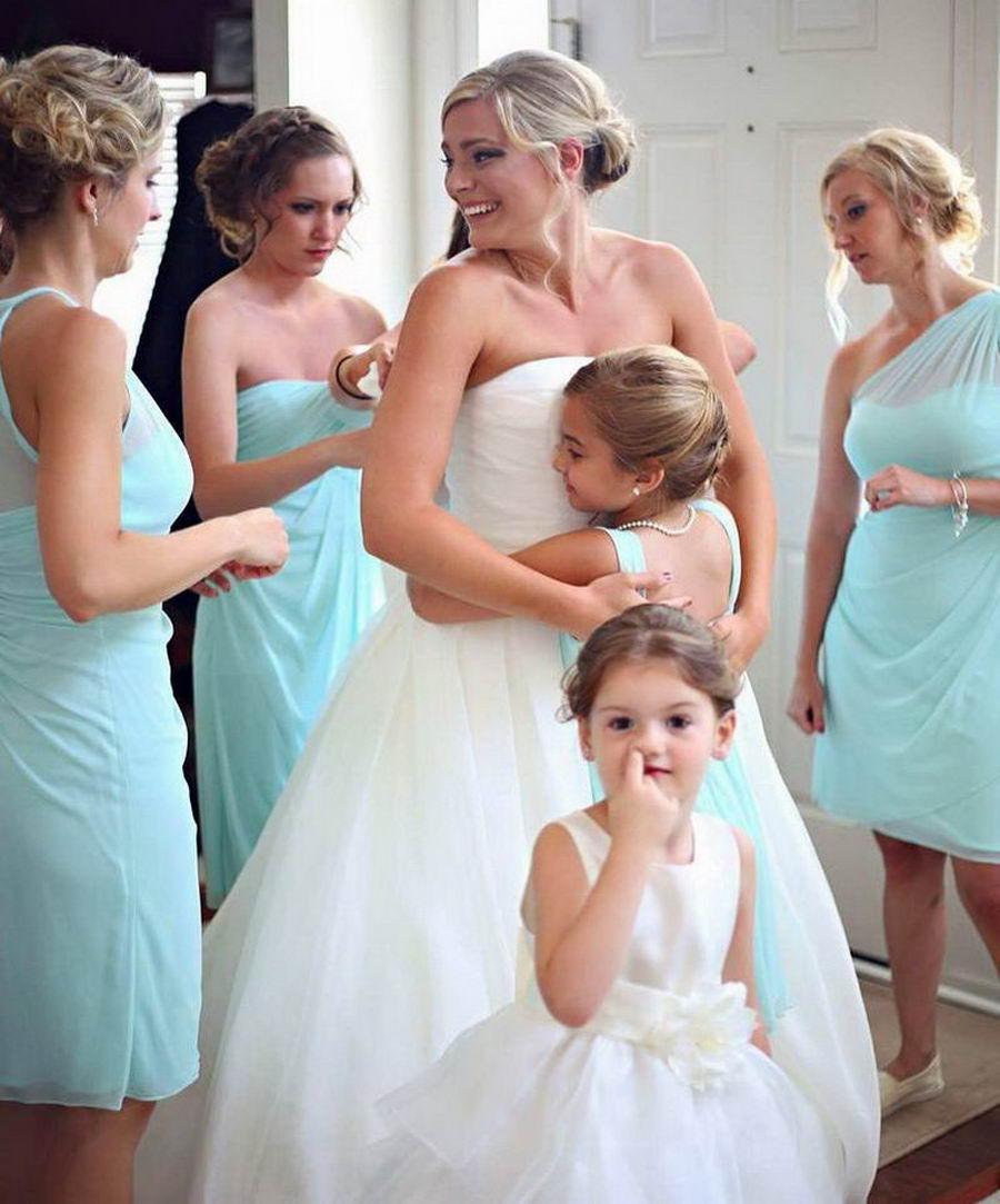 Забавные свадебные фото - 6 (60 фото)