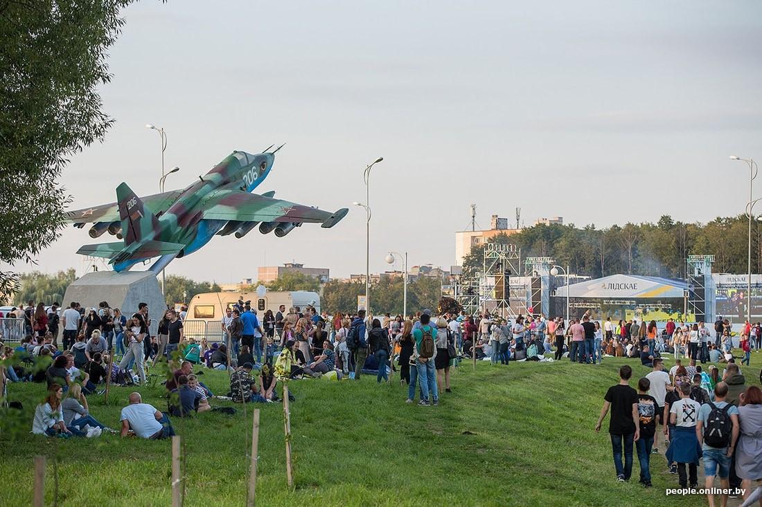 Фестиваль Lidbeer в Лиде, Беларусь (30 фото)