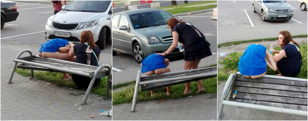 Белорусская уличная мода - 23 (40 фото)