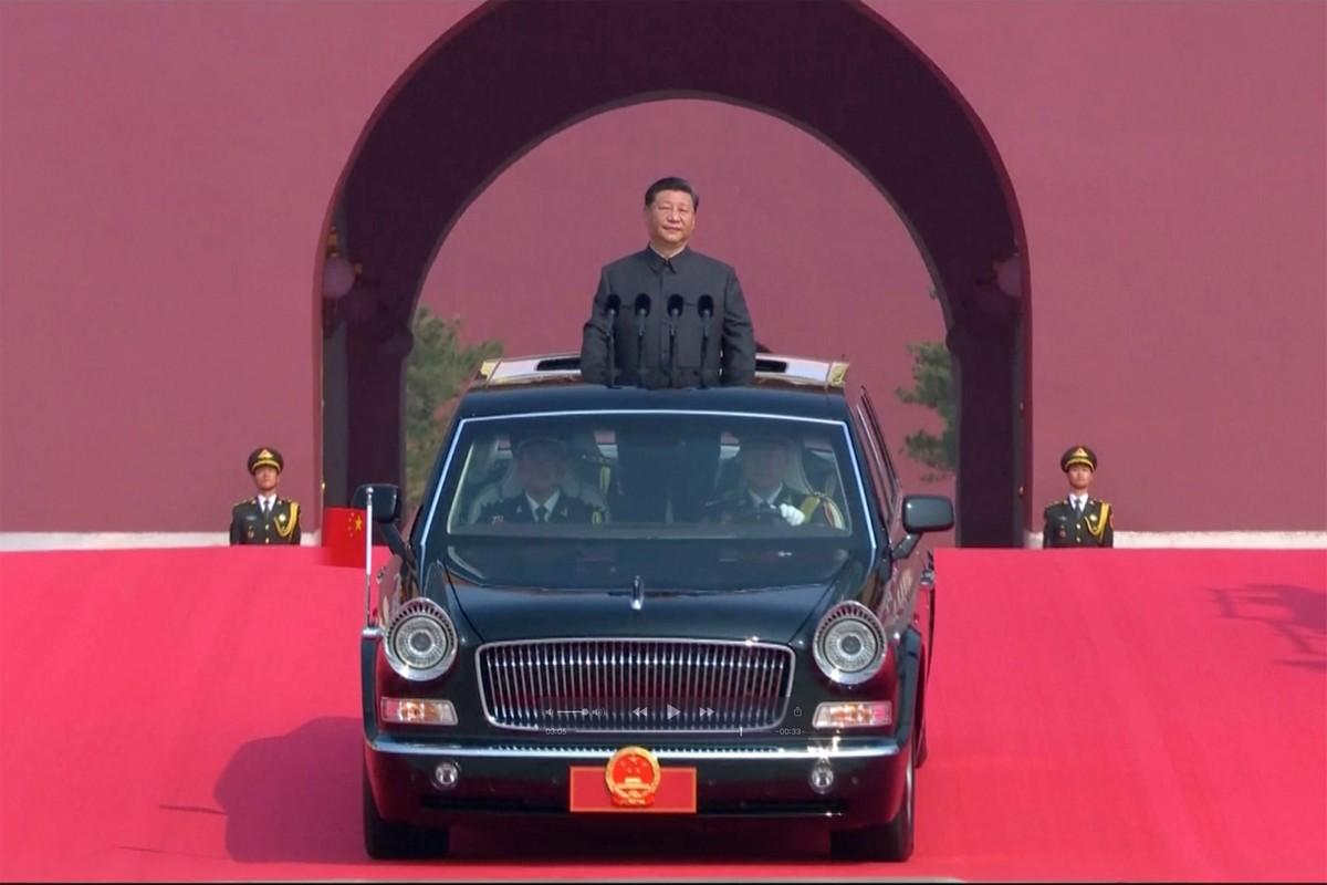 В Пекине прошел парад в честь 70-летия образования КНР (35 фото)