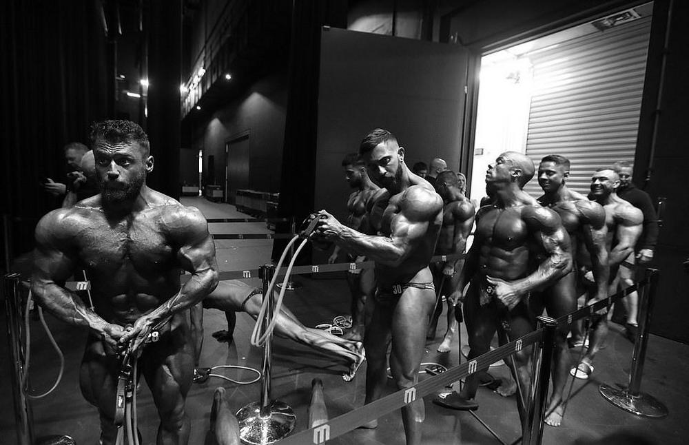 Чемпионат по бодибилдингу в Мельбурне