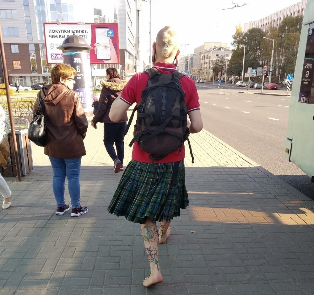 Белорусская уличная мода - 24 (40 фото)