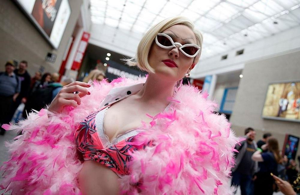 MCM Comic Con в Лондоне (30 фото)