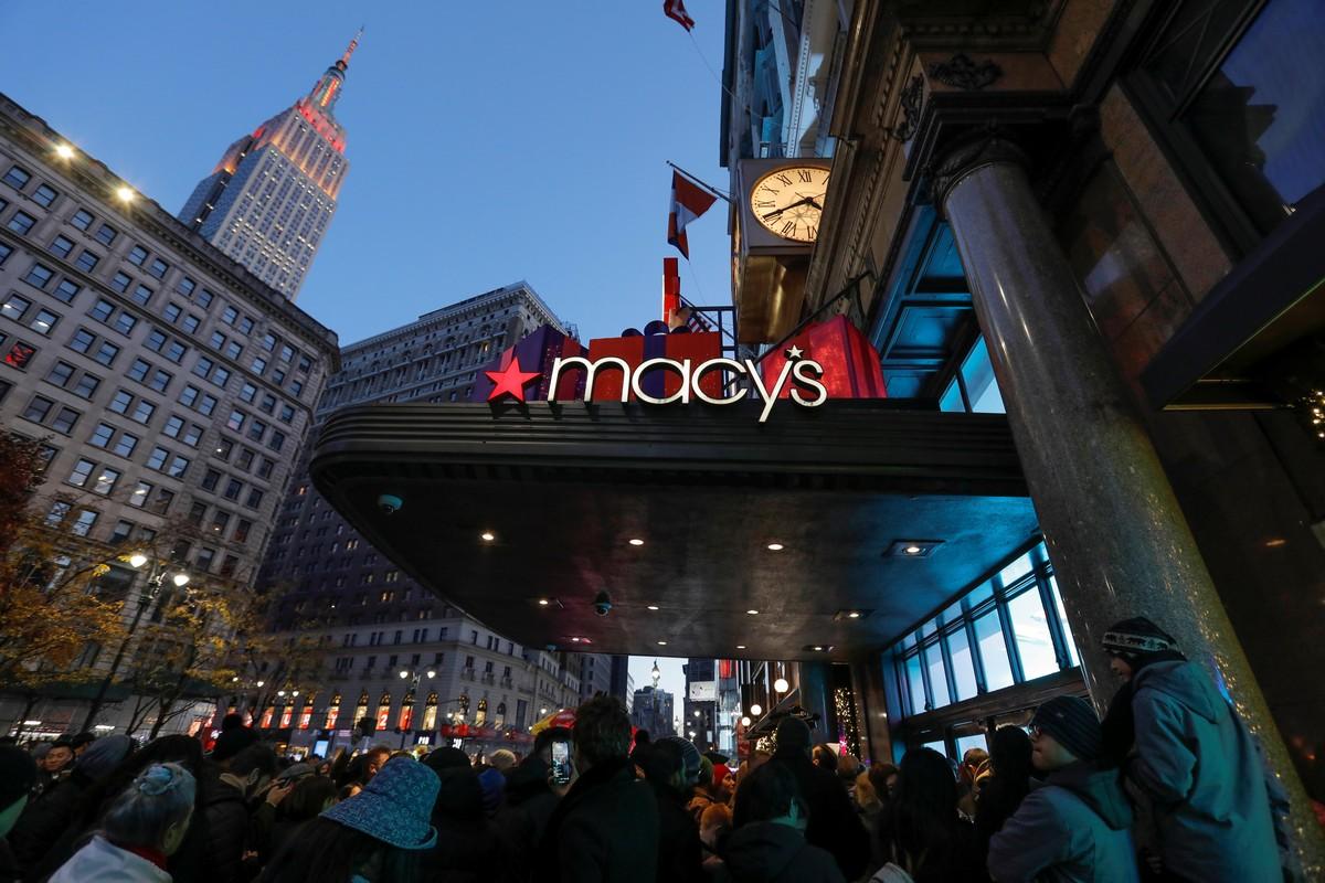 Черная пятница: шоппинг-безумие по всей Америке (25 фото)