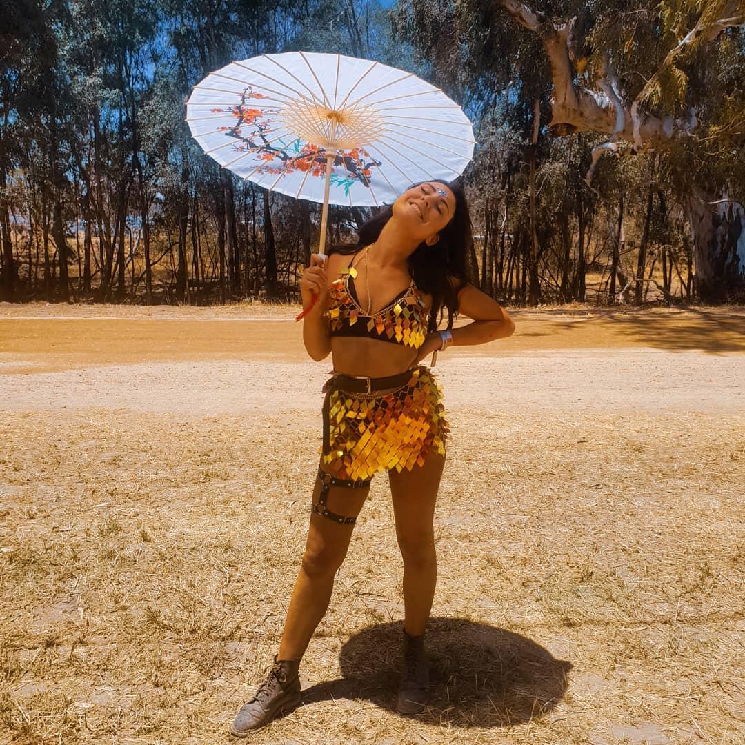 Фестиваль \Strawberry Fields\ в Австралии (30 фото)