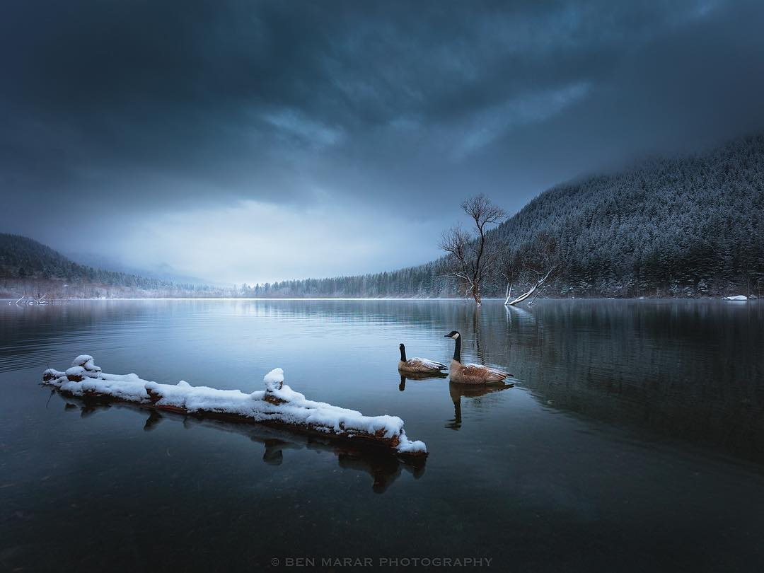 Красивая природа на снимках Бена Марара (25 фото)