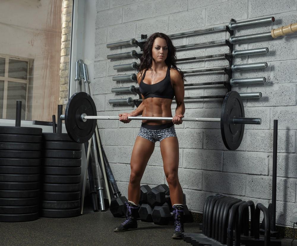 Спортивные девушки - 14 (40 фото + гифки)