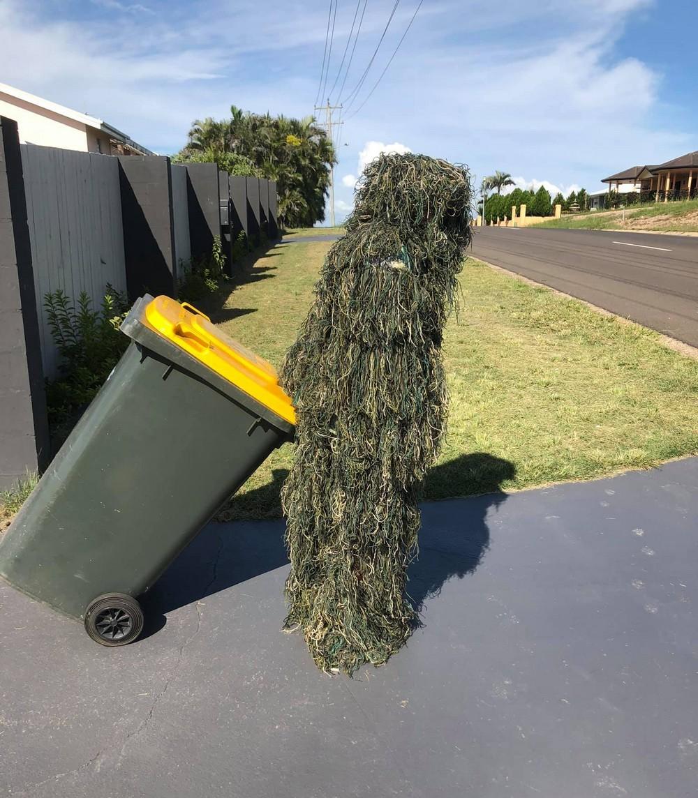 Австралийцы решили эффектно выбрасывать мусор во время карантина (20 фото)