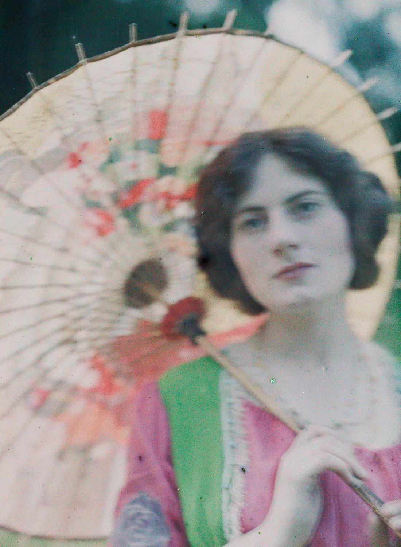 Самобытные цветные фотографии начала 1900-х годов (30 фото)