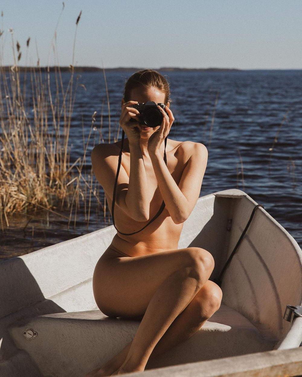 Nude Yoga Girl: новые фото (30 фото)