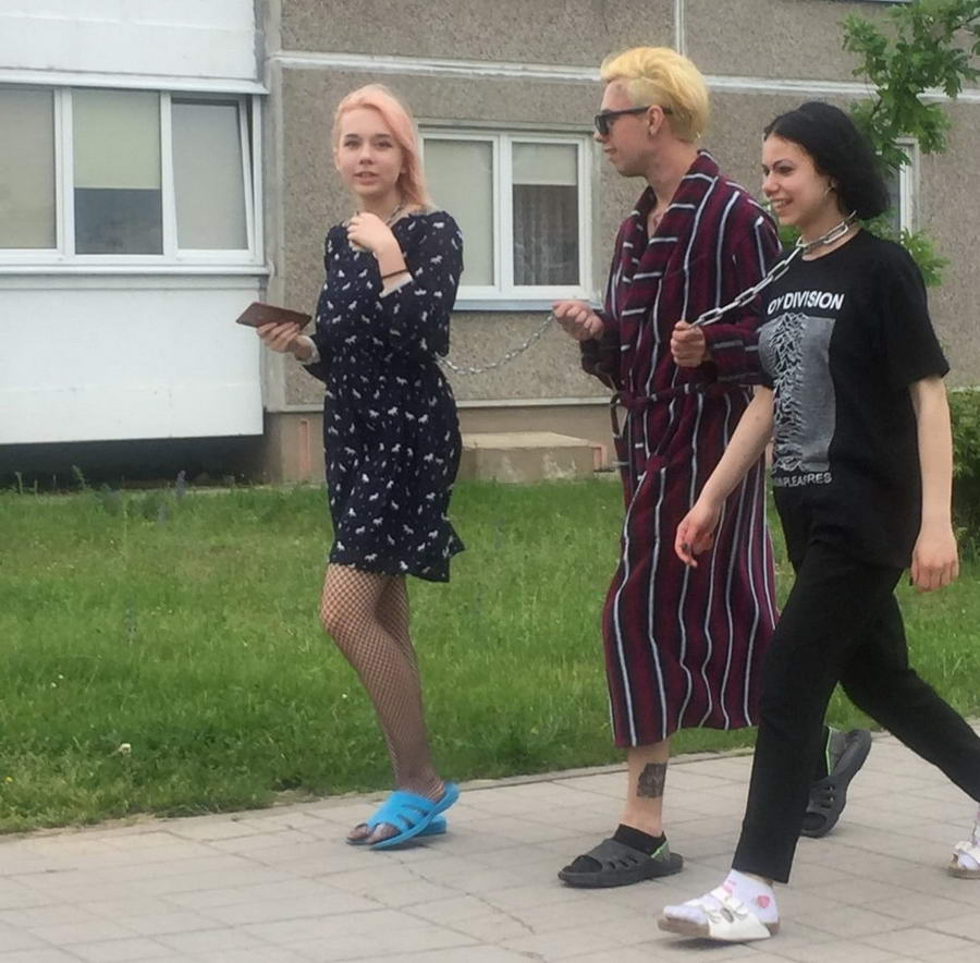 Белорусская уличная мода - 30 (40 фото)