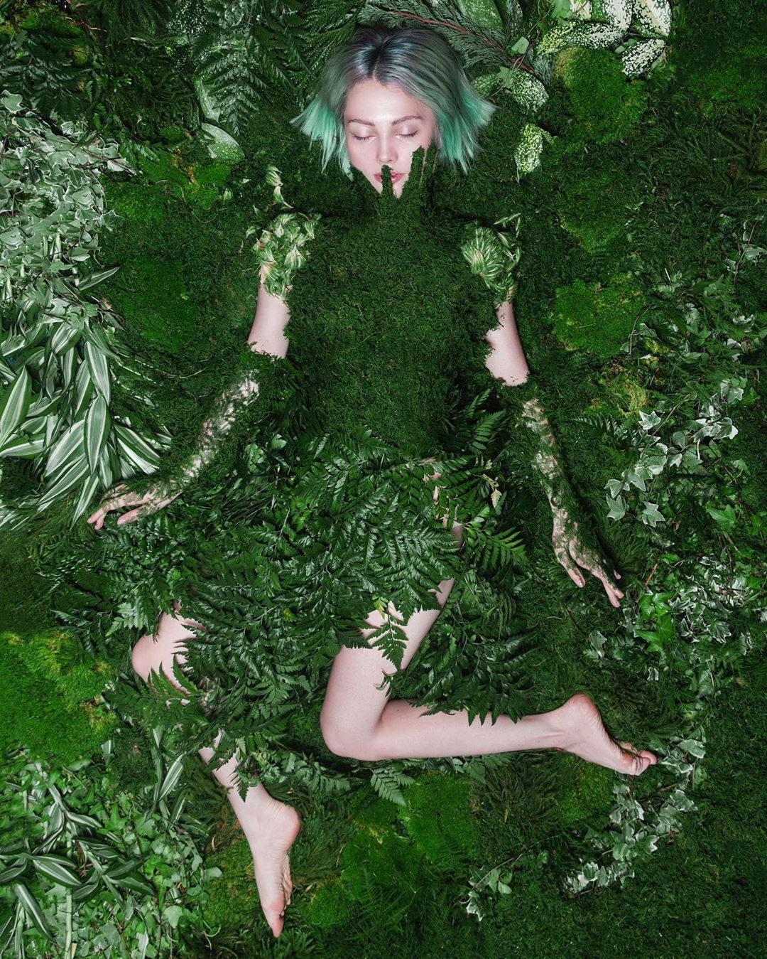 Причудливый фантастический мир Эллен Шейдлин (35 фото)