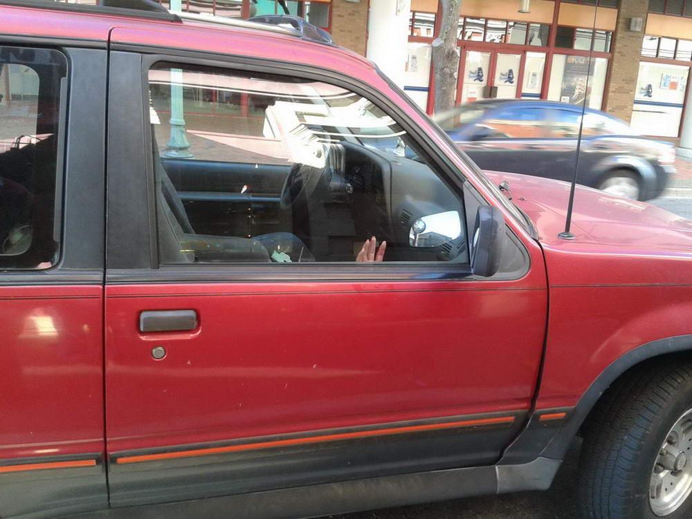 Автомобильные приколы и юмор - 48 (40 фото)
