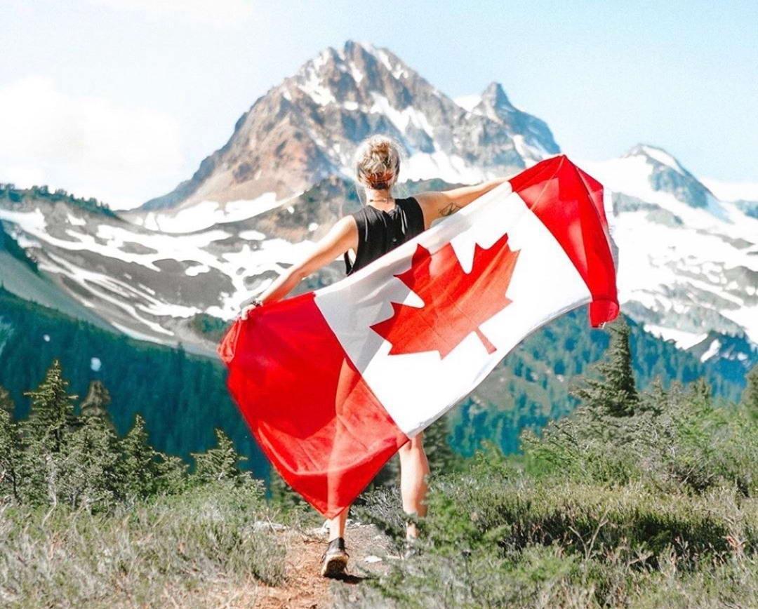 Красивые и веселые фотографии из Канады - 72 (40 фото)