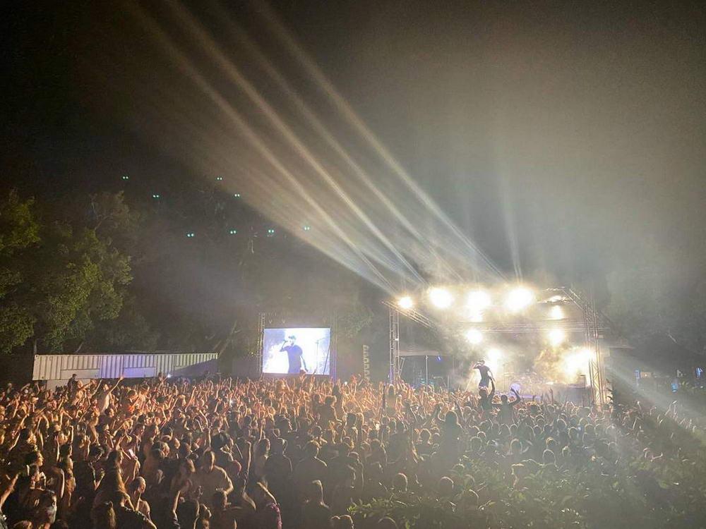 3500 меломанов и никакого социального дистанцирования: первый в Австралии фестиваль после COVID-19