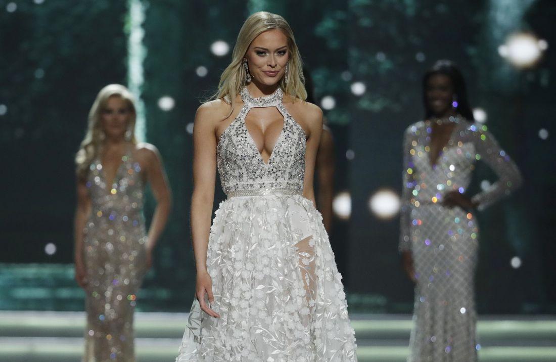 Конкурс Мисс США 2017 (28 фото)