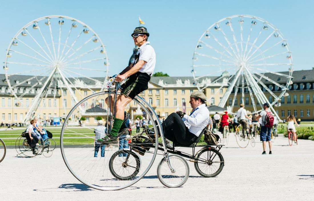 200 лет велосипеду! (27 фото)