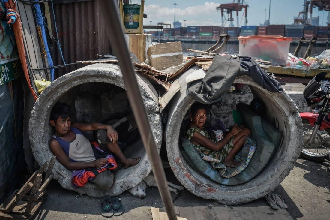 Повседневная жизнь в фото: Филиппины (30 фото)