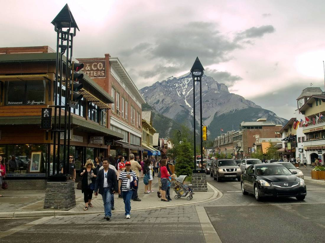 Скалистые горы. Канада (75 фото)