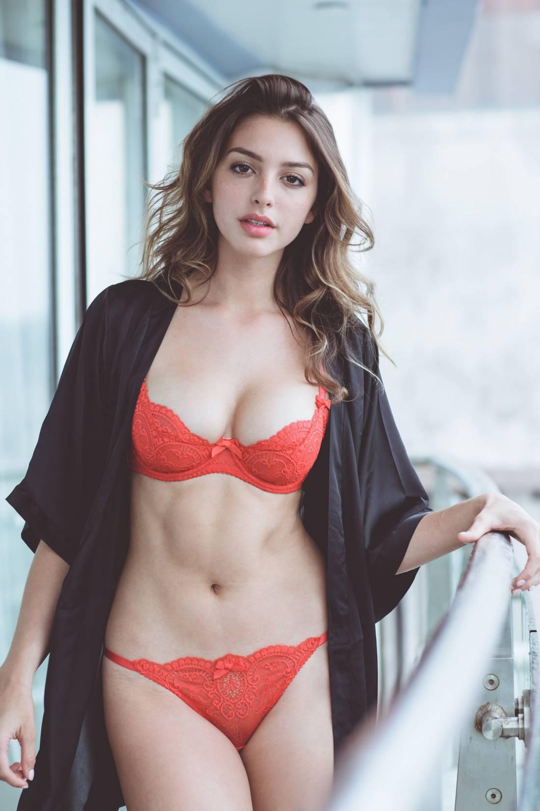 Celine Farach by Dicky Manana (27 фото)