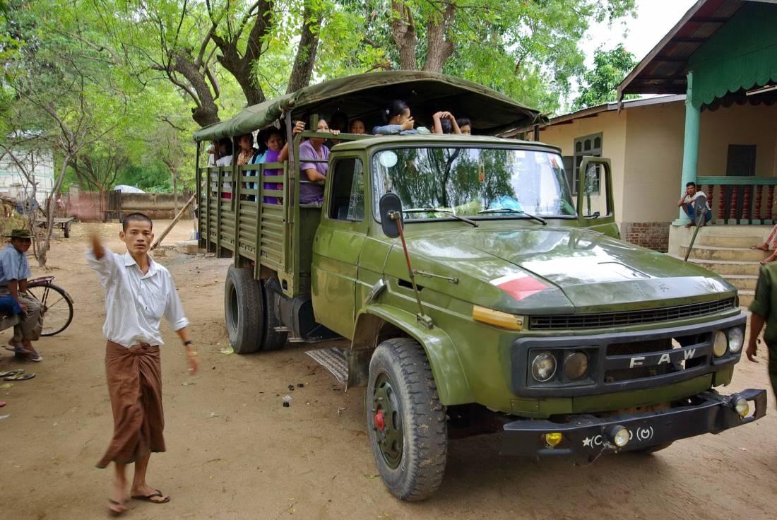 Мьянма - Паган (80 фото)