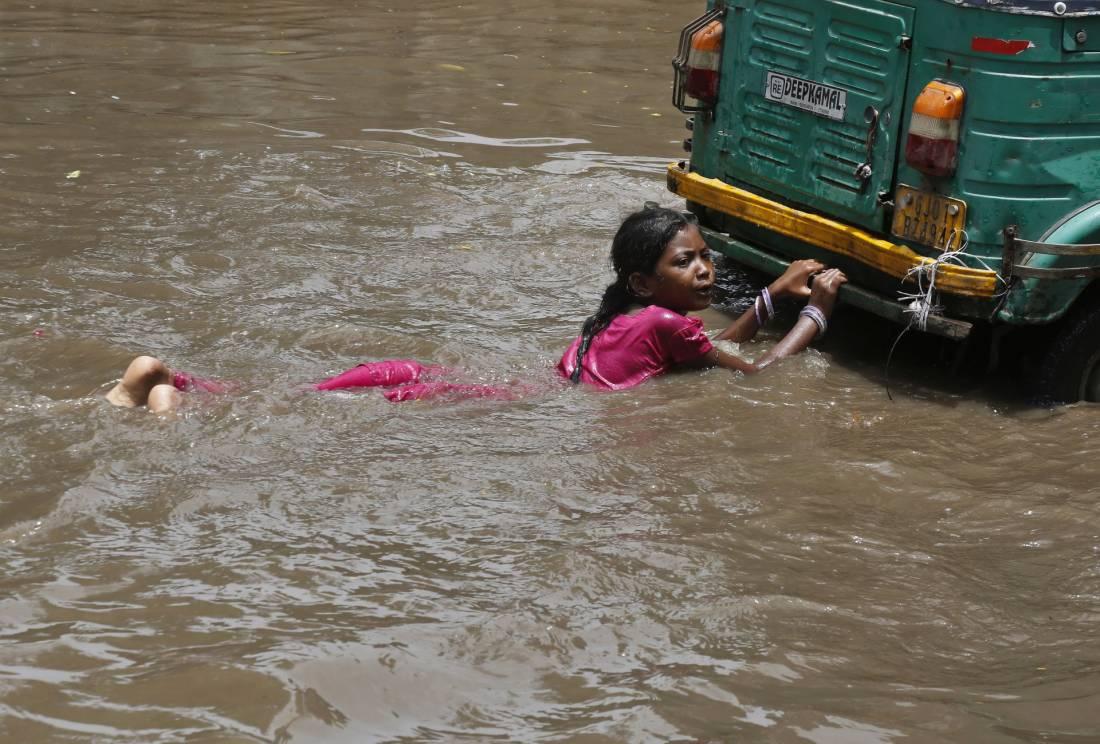 Повседневная жизнь в фото: Индия (26 фото)