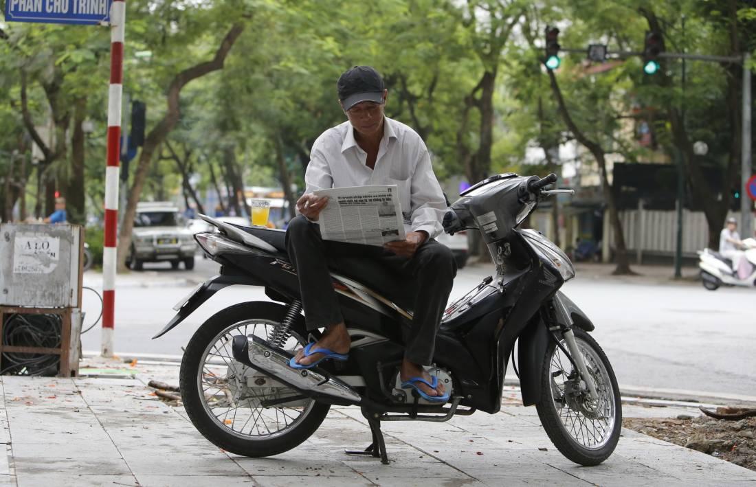 Повседневная жизнь в фото: Вьетнам (27 фото)