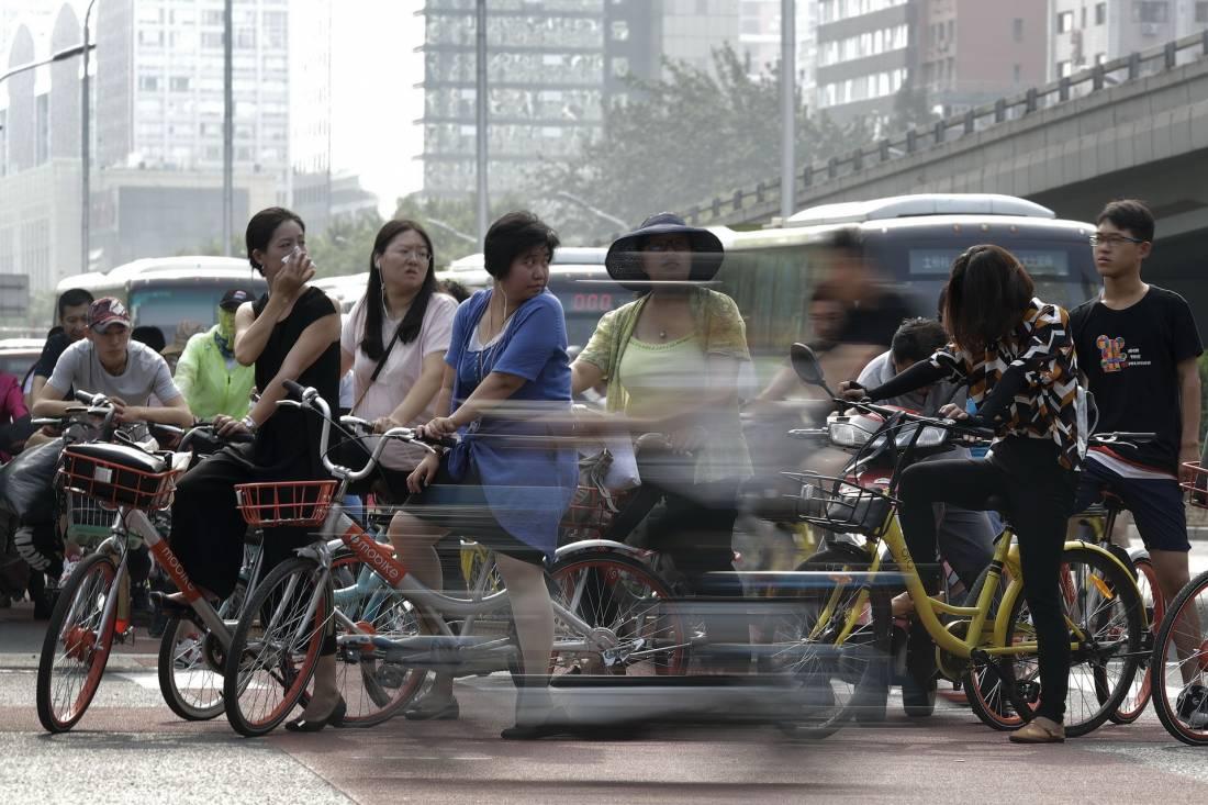 Повседневная жизнь в фото: Китай (22 фото)