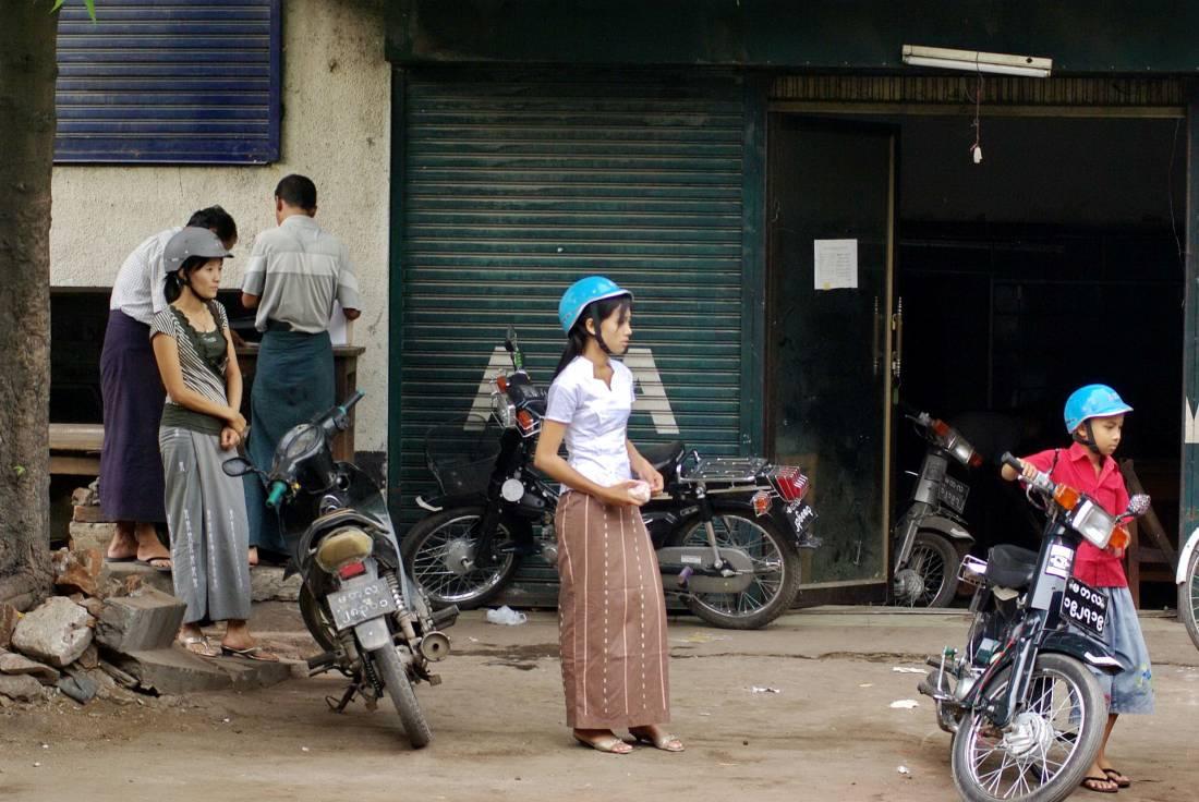 Мьянма - Мандалай (95 фото)