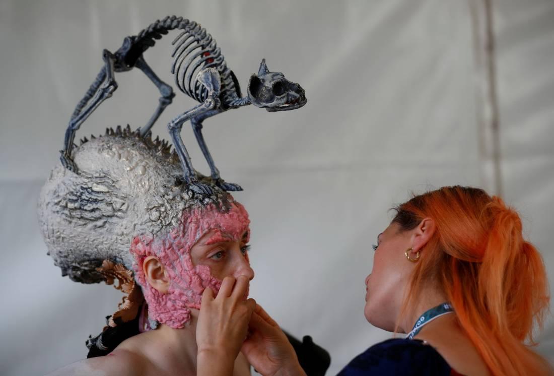World Bodypainting Festival 2017 (35 фото)