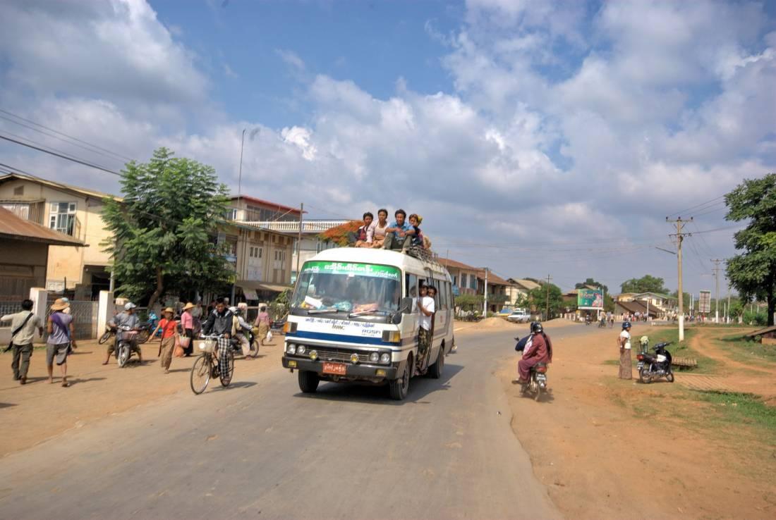 Мьянма - Инле (95 фото)