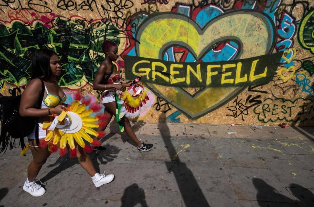 Ноттинг-Хиллский карнавал 2017 (35 фото)