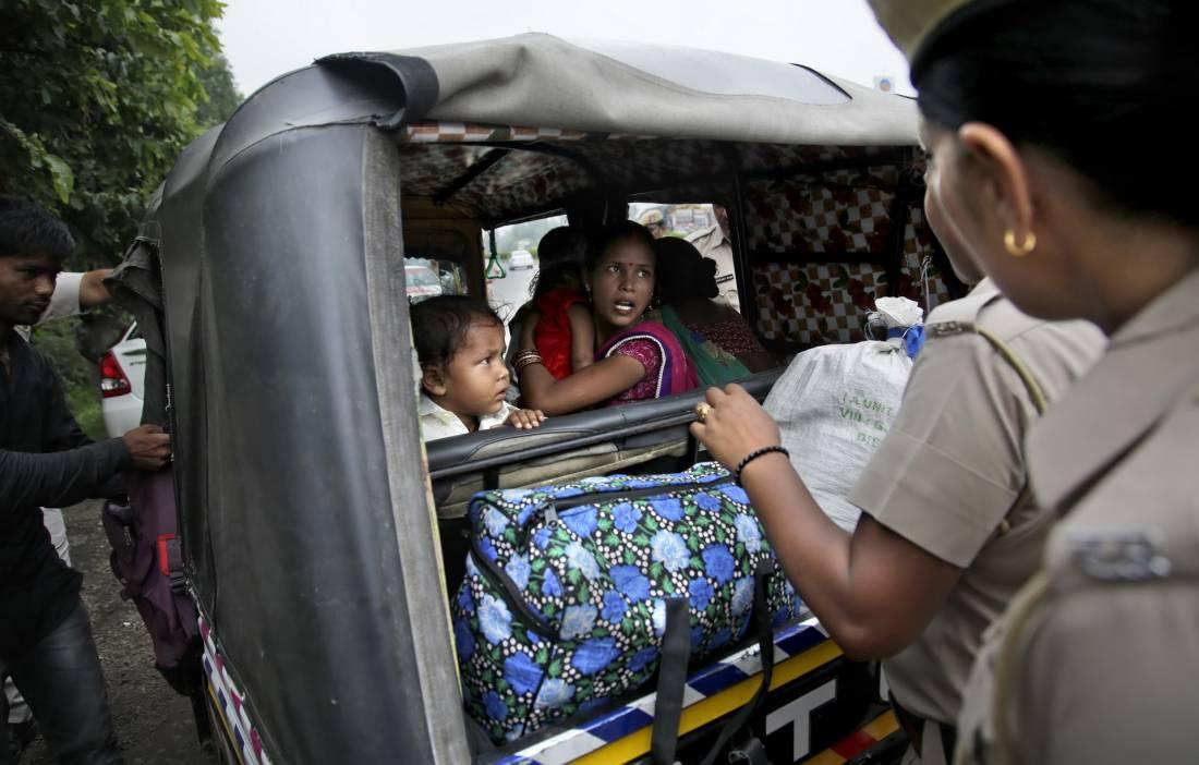 Повседневная жизнь в фото: Индия (43 фото)