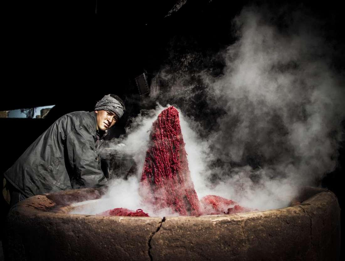 Повседневная жизнь в фото: Афганистан (25 фото)