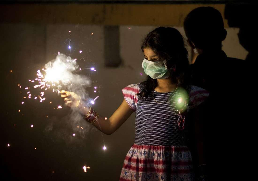 Дивали - Праздник огней (30 фото)