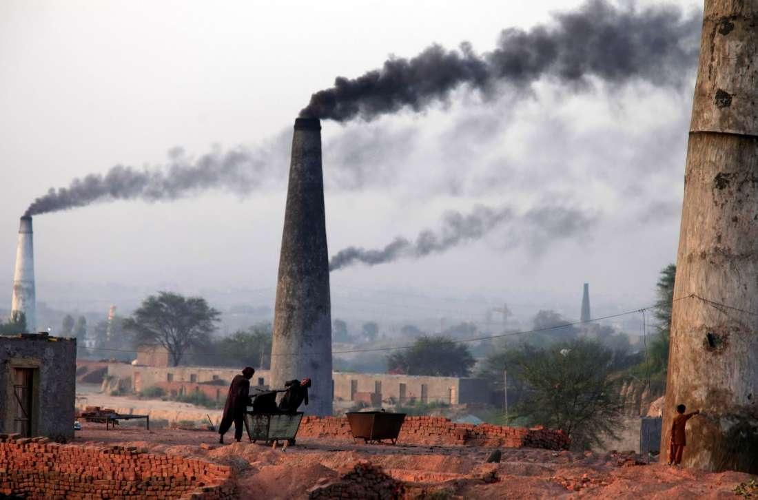 Повседневная жизнь в фото: Пакистан (24 фото)