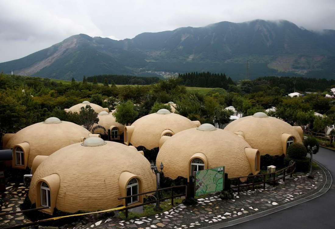 Японские дома-пирожки - спасением от землетрясений