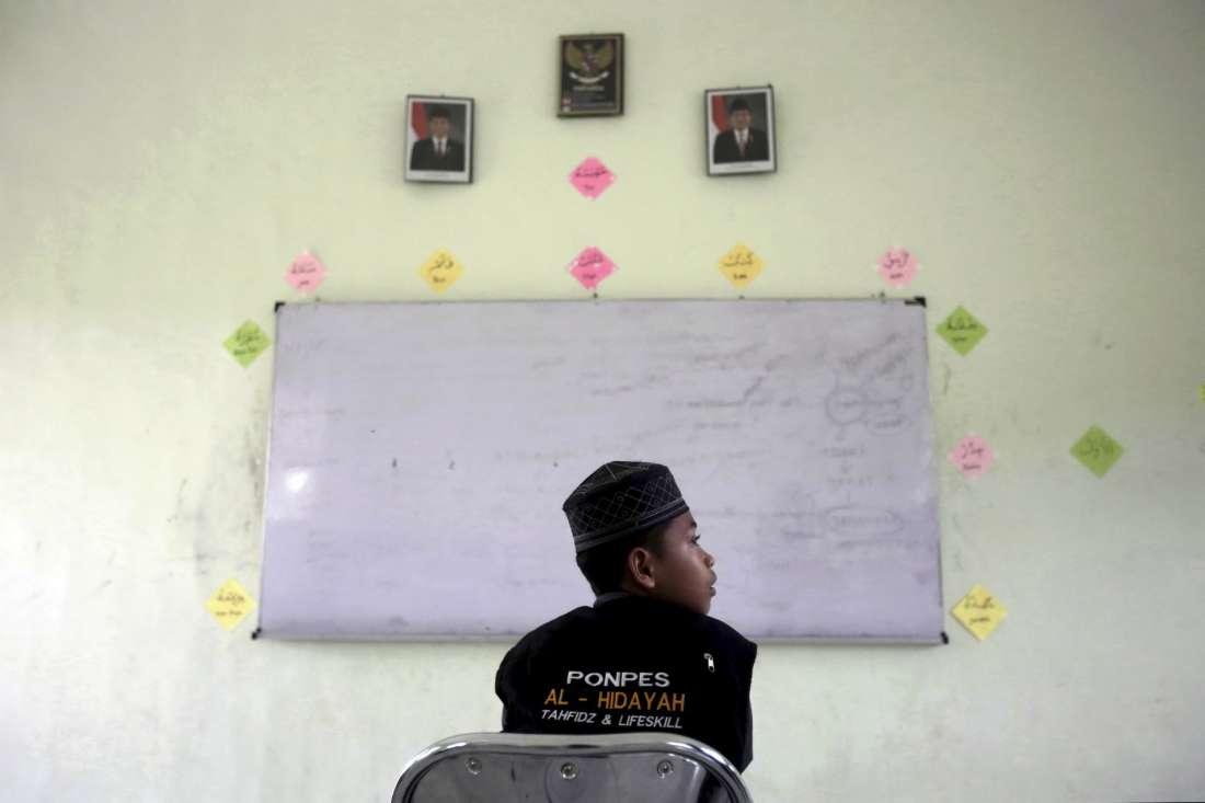 Повседневная жизнь в фото: Индонезия (26 фото)
