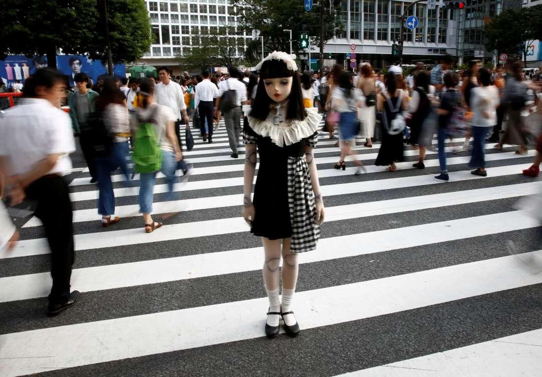 Повседневная жизнь в фото: Япония